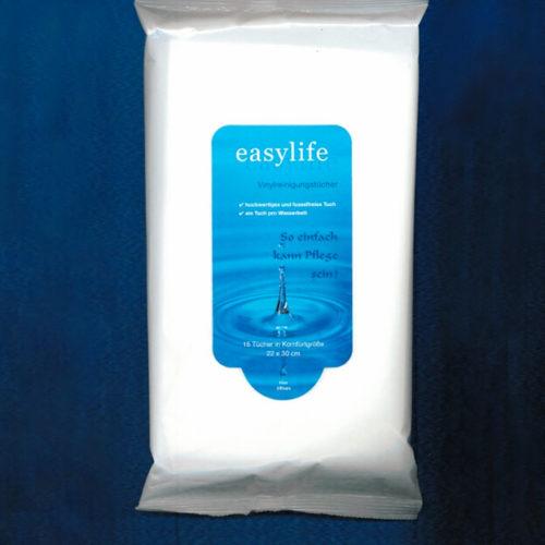Easylife vinyldoekjes voor waterbedden