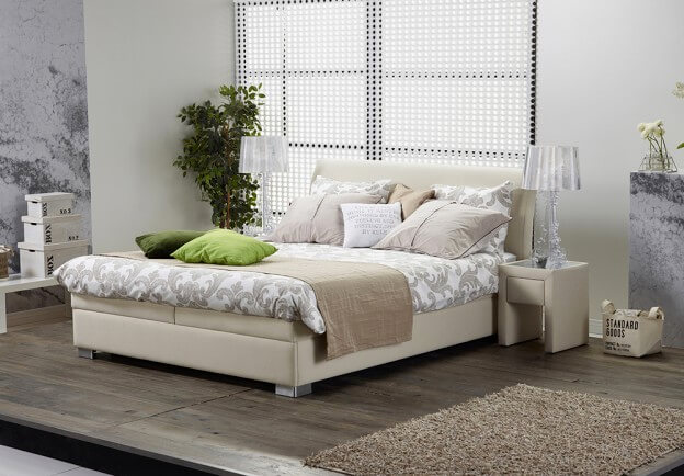 waterbed trendline boxspring